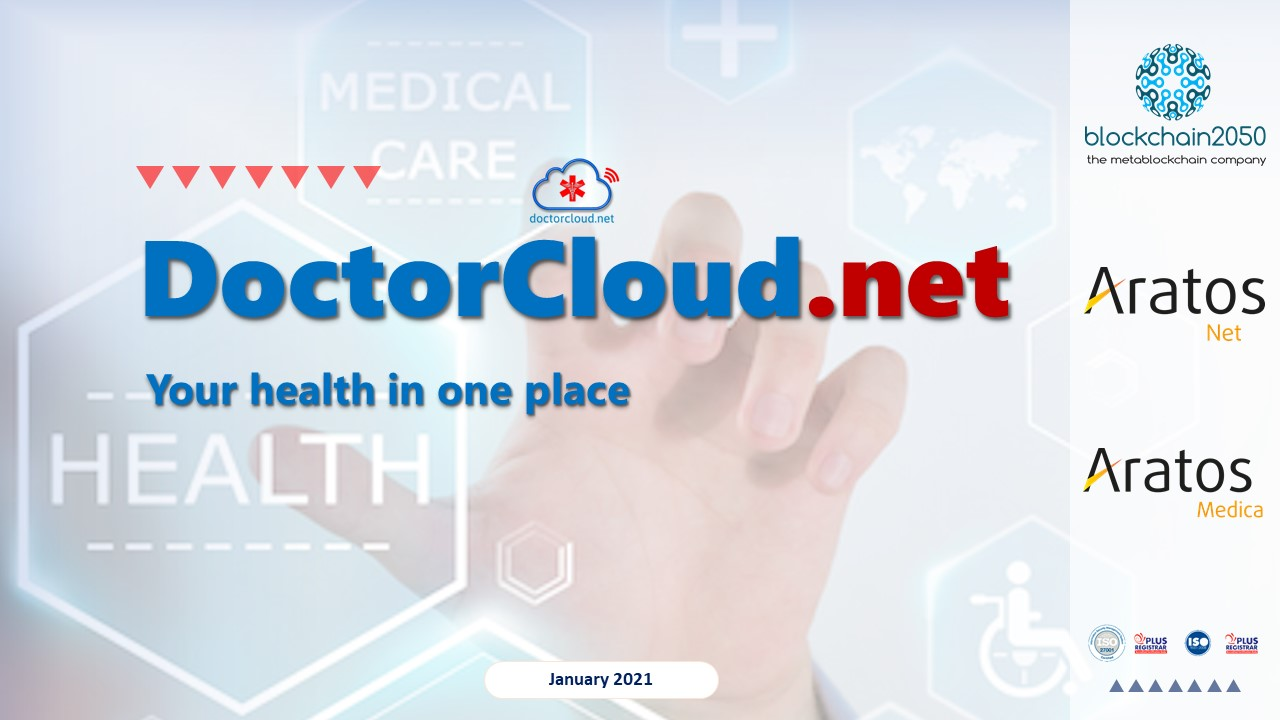 Presentation Cover DoctorCloud